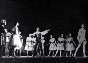 V.Litvinov,L. Cosi e P. Famin. Giselle teatro opera e balletto Odessa
