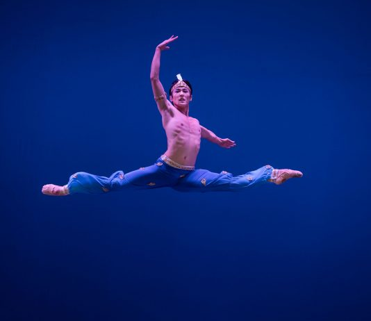 The Classical Ballet of Guangzhou