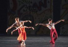 Balanchine, Bennett & The beach Boys