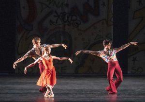 Balanchine, Bennett & The beach Boys