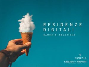 bando residenze digitali