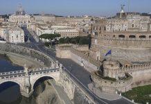 Nolite timere, Roma non perit 2020