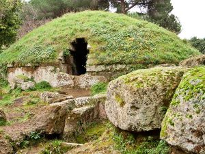 Sito Unesco di Cerveteri e Tarquinia