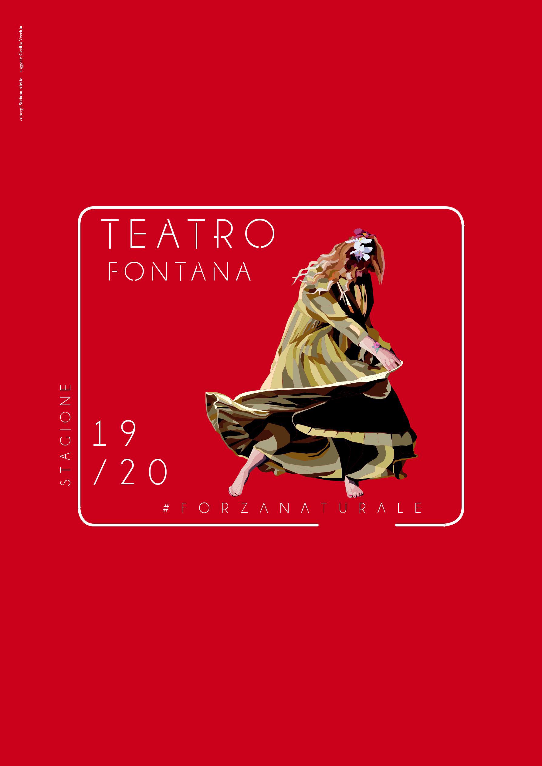 Calendario Persiano 2020.Teatro Fontana Milano Ecco La Nuova Stagione 2019 2020