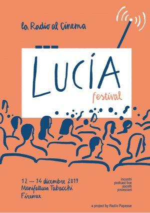 Lucia, la radio al cinema