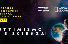 National Geographic Festival delle Scienze Digital