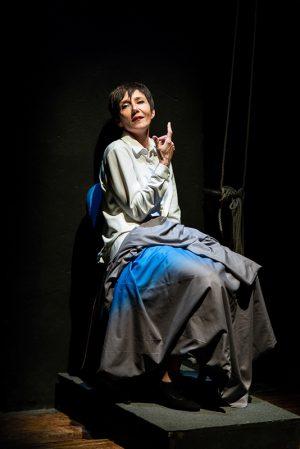"""Elsa Bossi al Teatro de LiNUTILE con """"Ada. La solitaria"""""""
