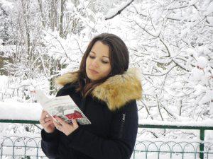 Il coraggio è nella neve