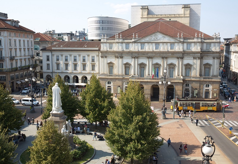 Calendario Teatro Alla Scala.Teatro Alla Scala Milano Ecco La Nuova Stagione 2019 2020