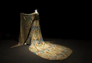 Turandot abito della prima assoluta