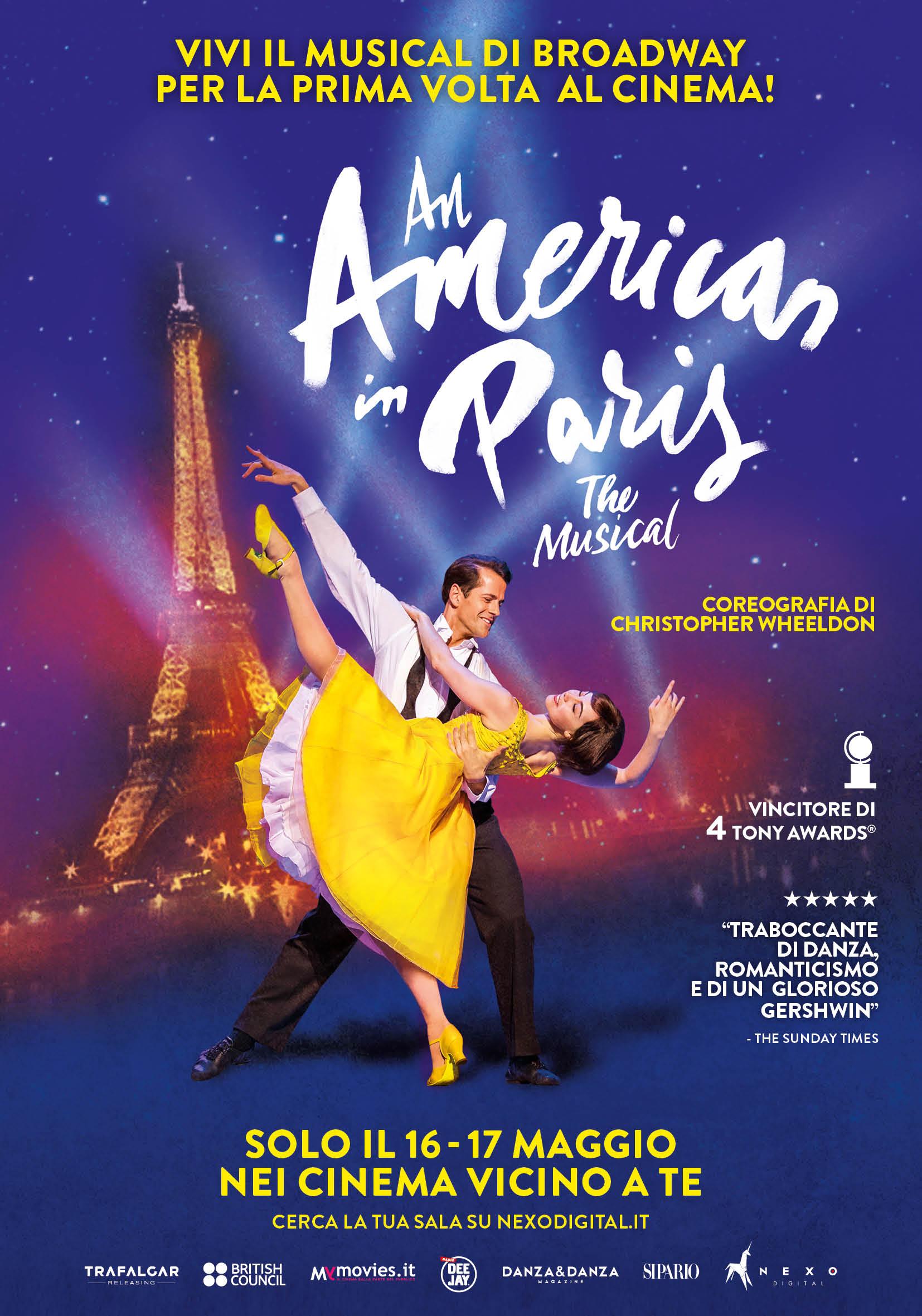 """Risultati immagini per """"An American in Paris"""""""
