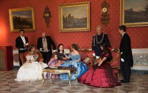 Salotto: fine Ottocento