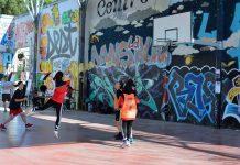 Basket Beat Borders 2018