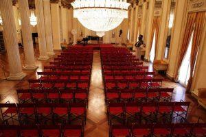 """Teatro alla Scala - Ridotto dei palchi """"A. Toscanini"""""""