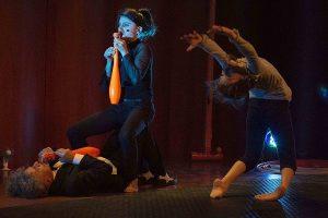 Cabaret Circense per Teatri d'Arrembaggio