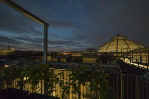 Cinema Bianchini sui tetti della Galleria