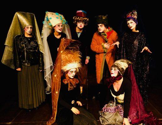 """La Compagnia Giovani de LiNUTILE in """"Grimm Story"""""""