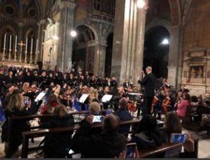 I concerti nella chiese di Roma