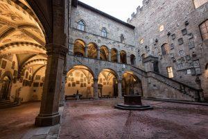 Note nei Musei del Bargello