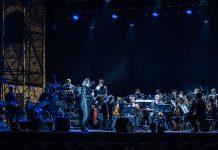 Diego Basso e l'Orchestra Ritmico Sinfonica Italiana