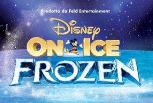 Disney on Ice: Frozen Italia