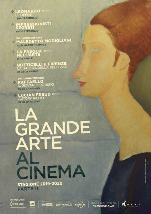 Grande Arte al Cinema