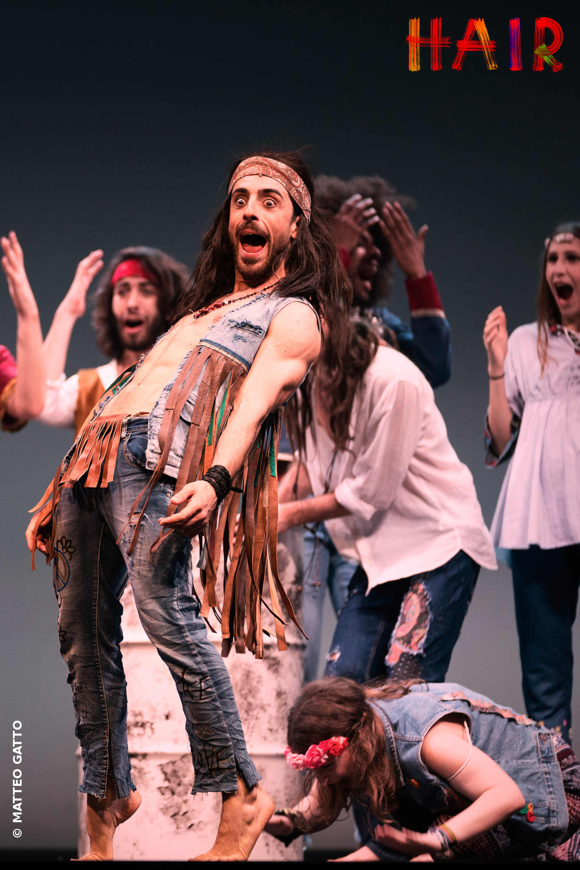 Hippie orgia