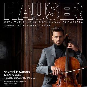 HAUSER in concerto