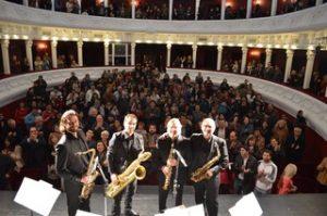 Ialsax Quartet