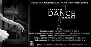 Italian Dance Award