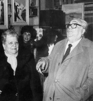 Aldo e Elena Fabrizi
