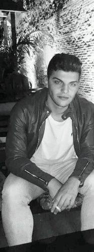Federico Tomei, il tuo sorriso per tutti