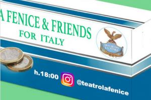 La Fenice & Friends for Italy