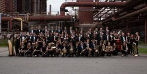 Junge Bläserphilharmonie North Rhein Westfalia