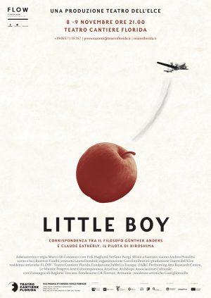 """""""Little Boy"""" dialogo sull'autodistruzione del genere umano"""