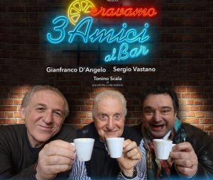"""""""ERAVAMO TRE AMICI AL BAR"""""""