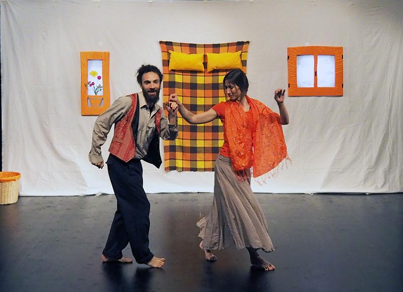 """""""La casa più bella"""" Compagnia Teatrale Kitchen Project 2.0"""