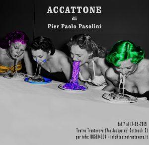 Accattone di Pier Paolo Pasolini