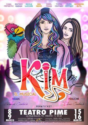 Kim - Il musical