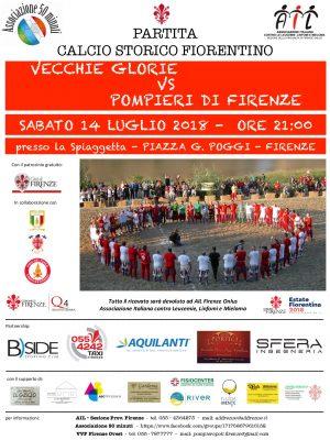 Locandina Calcio storico fiorentino