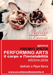 Premio Ipazia Performing Arts