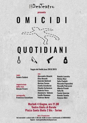 Omicidi Quotidiani