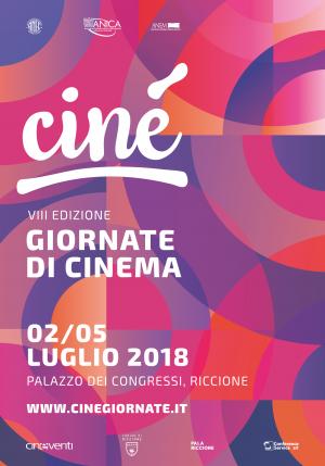 Ciné – Giornate di Cinema 2018