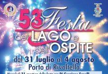 Festa del Lago e dell'Ospite al porto di Rivoltella