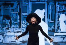 Marta Bettuolo è Peggy Guggenheim