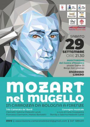 Mozart nel Mugello