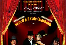 Napoli & il Cafè Chantant