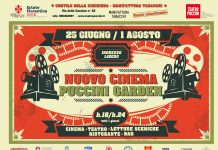 nuovo cinema puccini garden