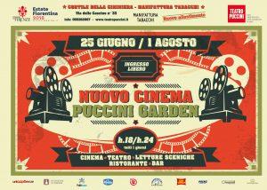 nuovo cinema puccini garden