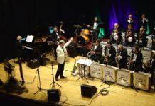 Oddi e ials Jazz big Band